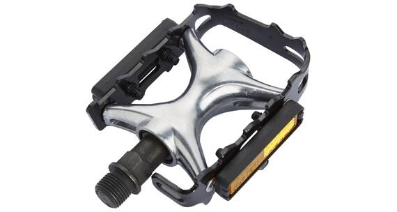 Asista MTB-Pedal Alu mit Rückstrahler
